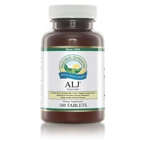 ALJ Seasonal Respiratory Relief 180 Vegi Tabs
