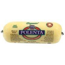 Food Merchants Organic Polenta, Tradtional, 18-Ounce Sleeve (Pack of 12) ( Value Bulk Multi-pack)