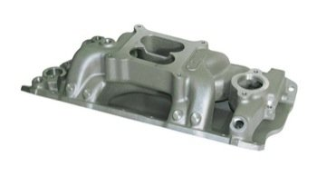 (Dart 42811000 Dual Plane Intake Manifold for Small Block Chevy)