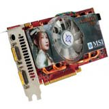 Photo - MSI NX8800GT - 512M OC 16MB 512MB Ports Dual Dvi Tv Out Nvidia GPU PCI Express Video Card