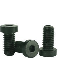 (250pcs) 1/2''-20x1 1/2'' Socket Cap Screw, Low Head, Alloy Steel, Thermal Black Oxide, (inch), Size: 1/2''-20, Length: 1-1/2'', Fine Thread (UNF), RoHS