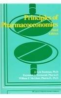 Principles of Pharmacoeconomics (Bootman, Principles of Pharmacoeconomics)