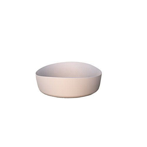 ID Harmony Solid Surface 16 in. Vessel Sink Bowl Above Counter Sink Lavatory by ID Bath Collection