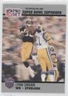Lynn Swann (Football Card) 1990 Pro Set Super Bowl XXV Silver Anniversary - Box Set [Base] #52