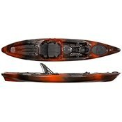 Wilderness Systems Tarpon 130X Kayak - Discontinued Dusk Orange