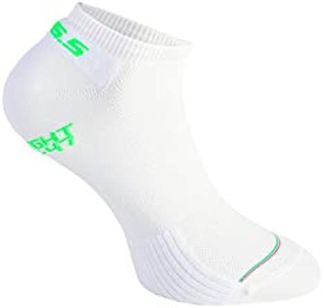 Q36.5 Ultralight Ghost Pack of 5, Calcetines de Ciclismo Unisex ...