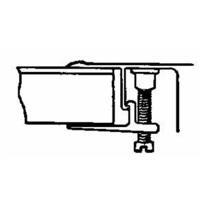 Sterling 1049958 Sink Clip - J Channel 10-pack
