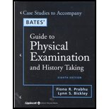 Bates' Guide to Physical Examination & History Taking - Case Studies (8th, 02) by Prabhu, Fiona R - MD, Lynn S Bickley - Bickley, Lynn S [Paperback (2002)]