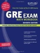 Kaplan GRE Exam Math Workbook 7th (Seventh) Edition byKaplan PDF