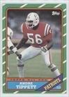 - Andre Tippett New England Patriots (Football Card) 1986 Topps #39