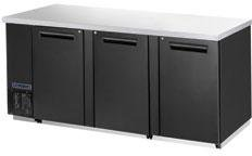 Maxx Cold MCBB90-3B 32 cu. ft. Capacity Painted black Coated Steel Exterior Solid Doors with Locks 1/3 HP Easy Cleaning and Servicing in