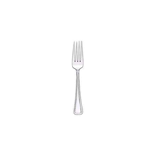 - World Tableware 918 027 Classic Rim Dinner Fork - Dozen