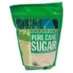 Woodstock Sugar Pure Cane Organic, 24 oz by Woodstock