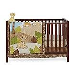 Lion King Simba Crib Bedding and Wall Decor - 4-piece