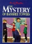 book cover of The Mystery of the Banshee Towers