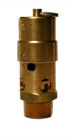 New 1'' ASME Safety relief Valve 150 PSI American made