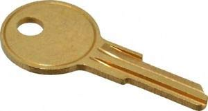 JumpingBolt Yale Key Blank Brass Material May Have Surface Scratches
