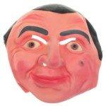 Lifelike Mr Bean Mask for Halloween Cosplay