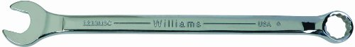 Williams 1215MRC-TH Met Ratcheting 12 Point Combination W...