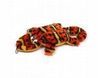 Invincible Gecko 2 Squeak – Orange, My Pet Supplies