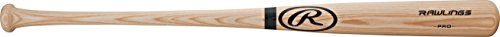Rawlings  Adirondack Natural Ash Wood Bat, 32