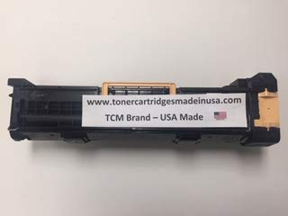 TCM Brand OEM Alternative Drum Unit for use with Xerox Phaser 5500, Xerox Phaser 5550 Printers. Yields up to 60,000 Pages. 113R00670. Made in USA