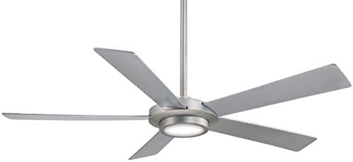 Minka-Aire F745-BN Sabot 52 Inch Ceiling Fan