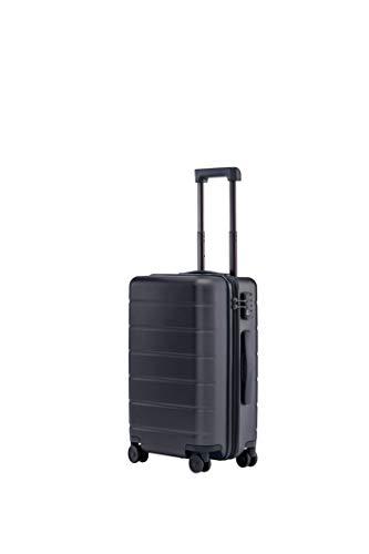 """Xiaomi Mi Classic Luggage 20"""" (38 Liter) Hartschalen Trolley Koffer Rollkoffer aus hochwertigen Polycarbonat mit 4 Rollen und drei Nummern TSA-Zahlenschloss (Schwarz)"""
