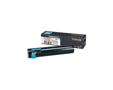 Lexmark C930H2CG C930H2CG High-Yield Toner, 24000 Page-Yield, Cyan