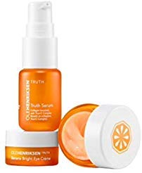 Ole Henriksen Trial Size Set: Truth Serum, Banana Bright Eye Cream & C-Rush Brightening Gel Creme