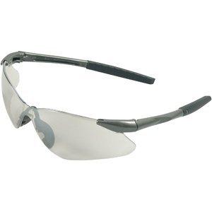 Jackson Nemesis VL Camo Frame Safety Glasses with Bronze Lens, Neck Cord