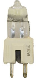 Replacement for 99-0211 Compact Source Iodine LAMP 200W GY9.5 CID 200/HR-GY9.5 Light Bulb