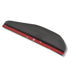Deflecteurs protection de pluie noir pour ré troviseur casquette de retro Mygoodprice ref3807