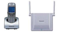 Panasonic KX-TD7685 Multi-Cell DECT Cordless Phone