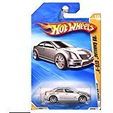 (Hot Wheels 2010 New Models 2009 Cadillac CTS-V CTSV CTS Silver)