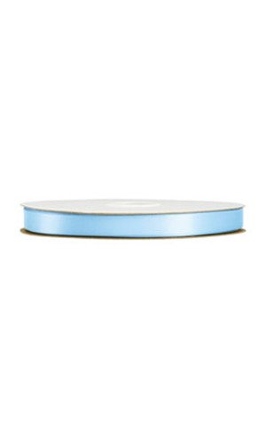 New Retails Blue Topaz Double Face Satin Ribbon - Ribbon Topaz Blue