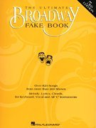 Fake Broadway Ultimate Book - The Ultimate Broadway Fake Book - 5th Edition By Various. For Piano/keyboard, C Instruments, Melody/lyrics/chords. Hal Leonard Fake Books. Broadway. Difficulty: Easy-medium. Fakebook (Spiral Bound). Vocal Melody, Lyrics and Chord Names.