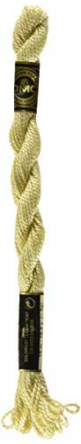 - DMC 115 3-677 Pearl Cotton Thread, Very Light Old Gold