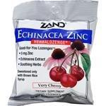 Zand Echinacea Zinc HerbaLozenge Natural Cherry -- 15 Lozenges