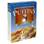 BarbaraS Peanut Butter Puffins 11 Oz -Pack of ()