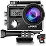 Campark X20 4K 20MP Action Camera Touch Screen EIS Anti Shake Waterproof Underwater