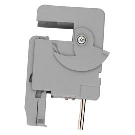 Functional Devices (RIB) RIBXGHA Enclosed Split-Core AC Sensor, 120V, .75-150Amp, adjustable, wire - Devices Functional