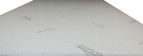 Snuggle-Pedic Memory Foam Mattress Protector – Organic Cot