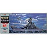 - Arii-14 618141 USS Battleship Wisconsin BB-64 1/600 scale kit (Microace)