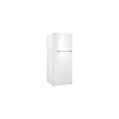 10.0 cu ft Smooth Back Design Refrigerator, White