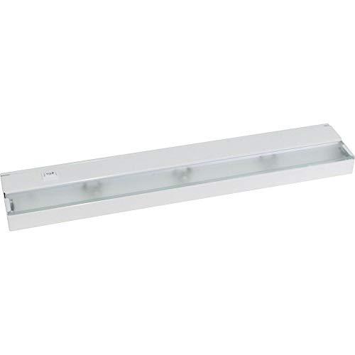 (Progress Lighting P7034-30WB 3-Light 120 Volt Xenon Undercabinet, White)