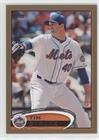 Tim Byrdak #1695/2,012 (Baseball Card) 2012 Topps Update Series - [Base] - Gold - 1695 Series