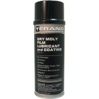 Terand Dry Moly Film Lubricant And Coating (Case of 12 -