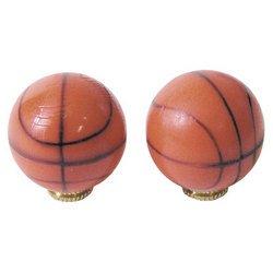 ギザ プロダクツ バスケットボール 米、英、仏式バルブ対応 バルブキャップ 2個セット (コード番号:VLC01700) (バルブ キャップ) GIZA PRODUCTS