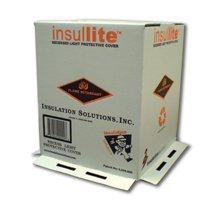 Insullite Recessed Light Cover 10 x 10 x 12 (Case of 25)-IL10S by Insullite